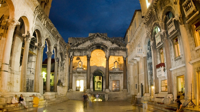 All Star Auto Insurance >> Diocletian's Palace in Split, Croatia - Lonely Planet