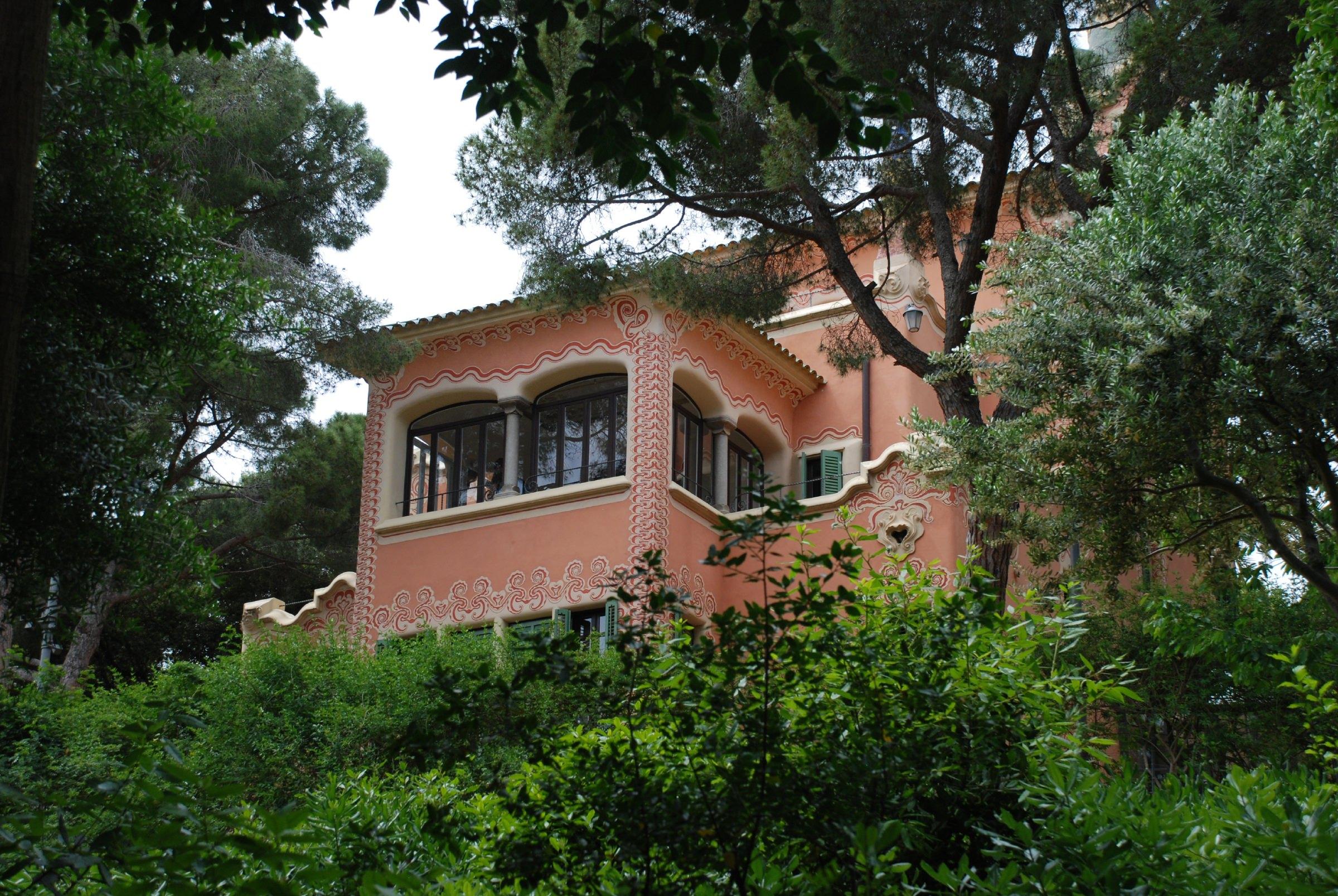 Casa Museo Gaudi.Casa Museu Gaudi Barcelona Spain Attractions Lonely Planet