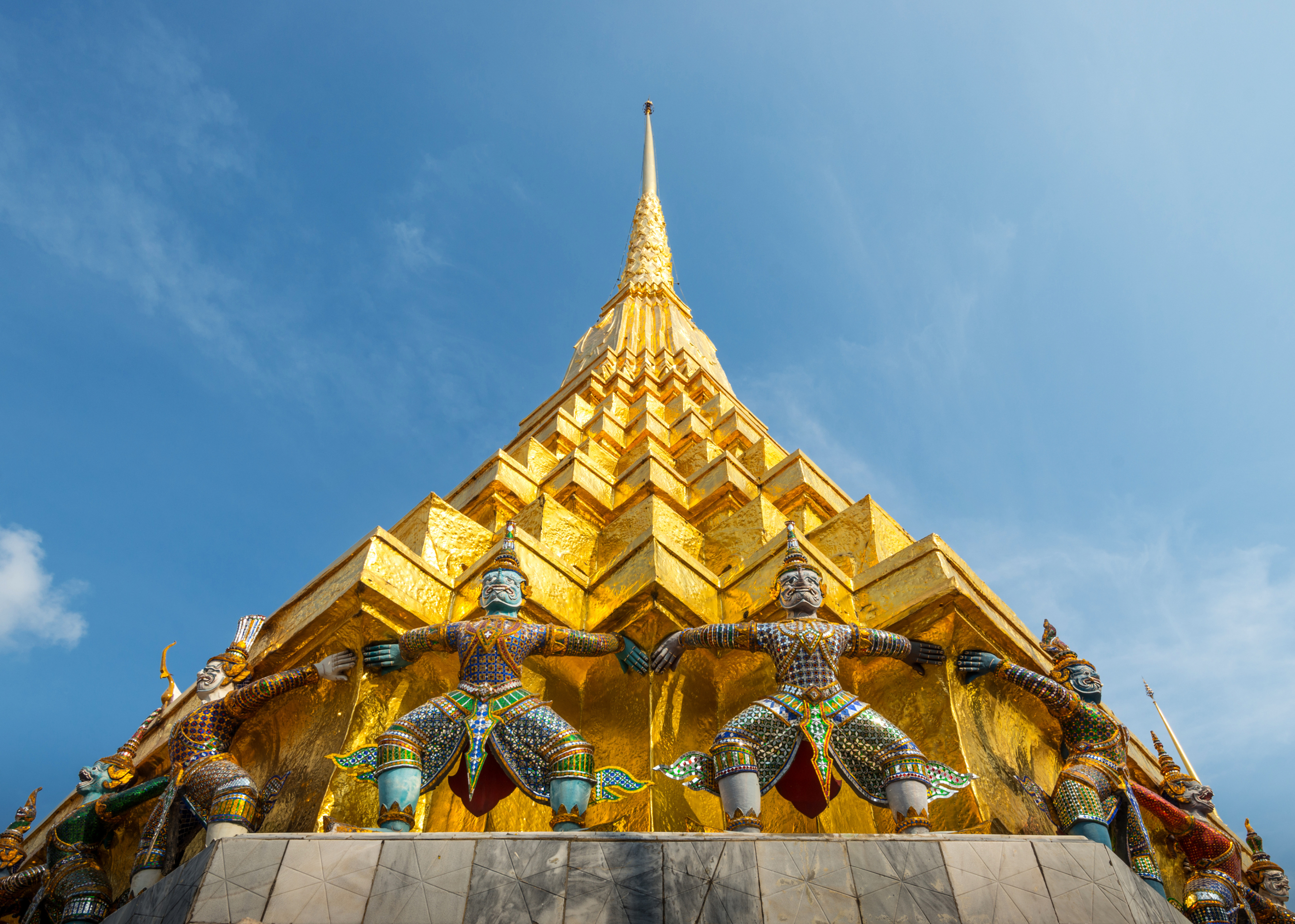 Wat Phra Kaew Grand Palace in Bangkok Thailand Lonely Planet