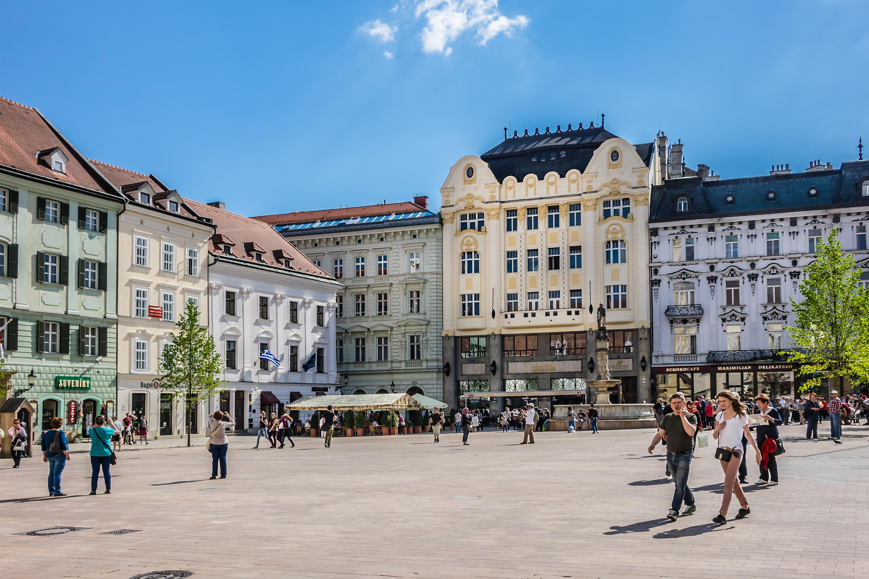 dcb4bc821 Hlavné Námestie   Bratislava, Slovakia Attractions - Lonely Planet
