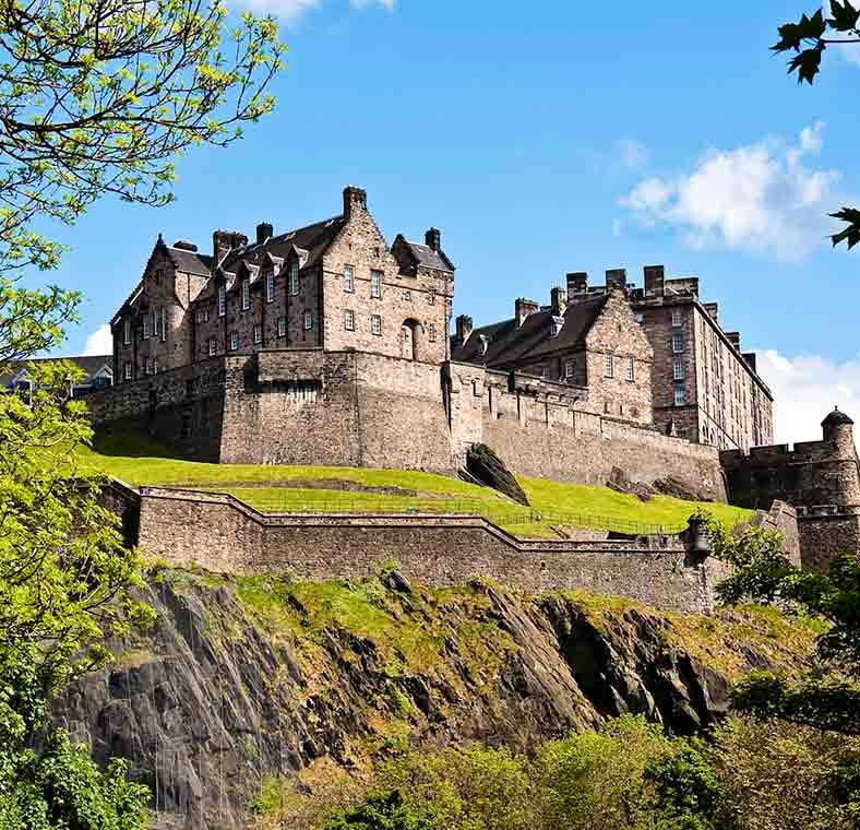 Edinburgh Castle In Edinburgh Scotland Lonely Planet