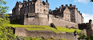 edinburgh castle картинки