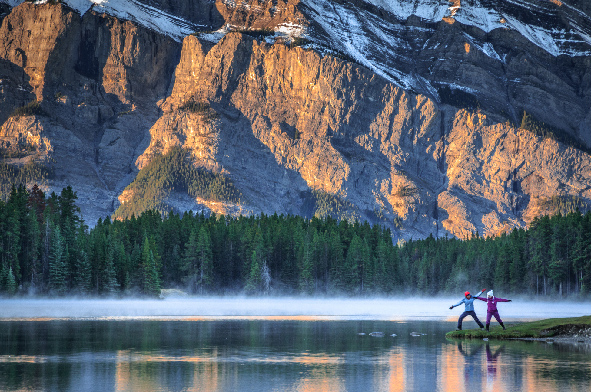 Banff National Park Banff Town Canada Attractions