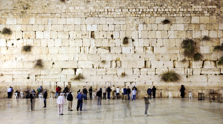 Western Wall In Jerusalem Lonely Planet