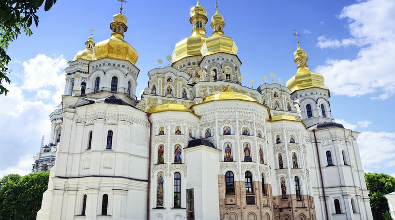 Kiev Tourist Attractions