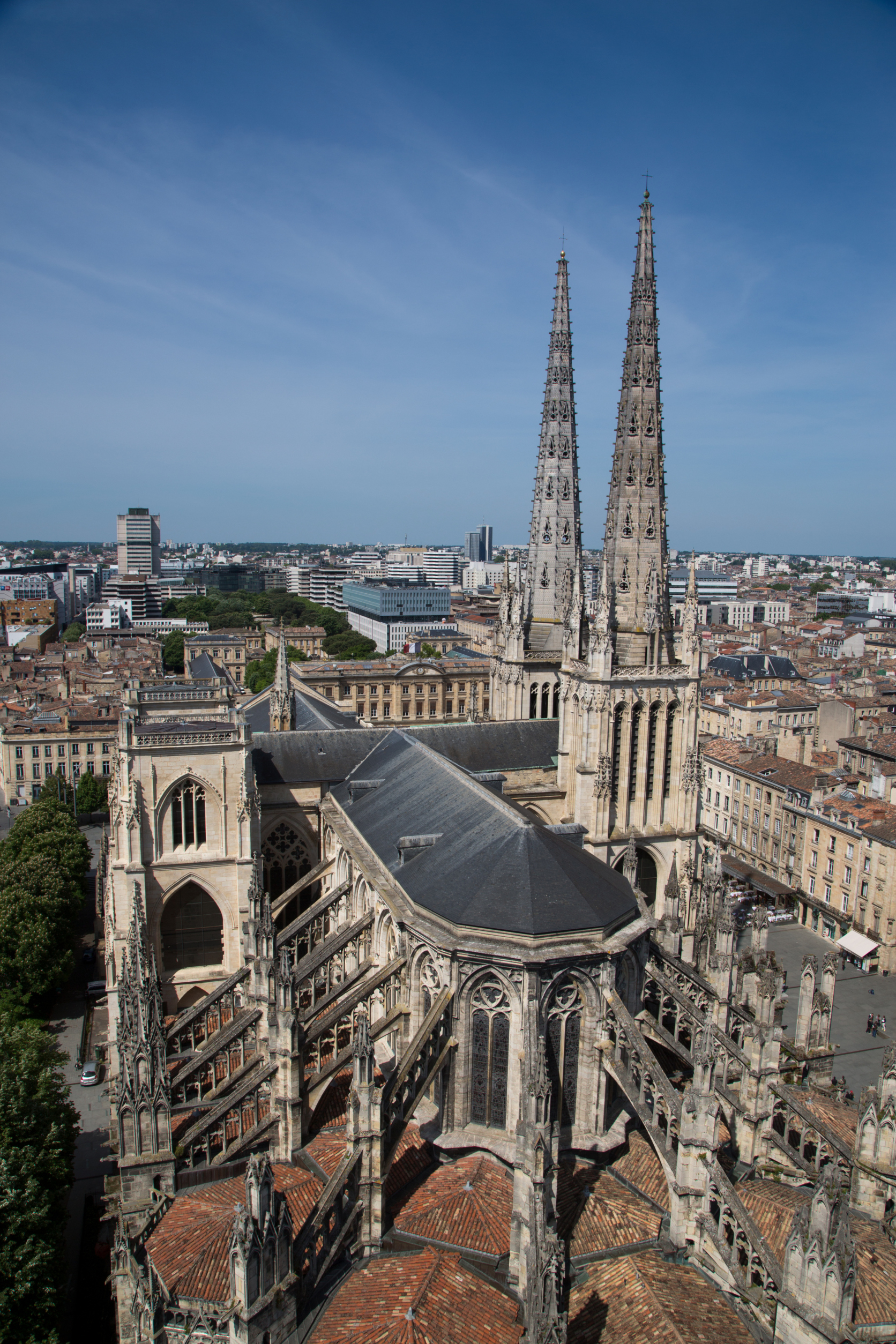 Cath 233 Drale St Andr 233 Bordeaux France Attractions