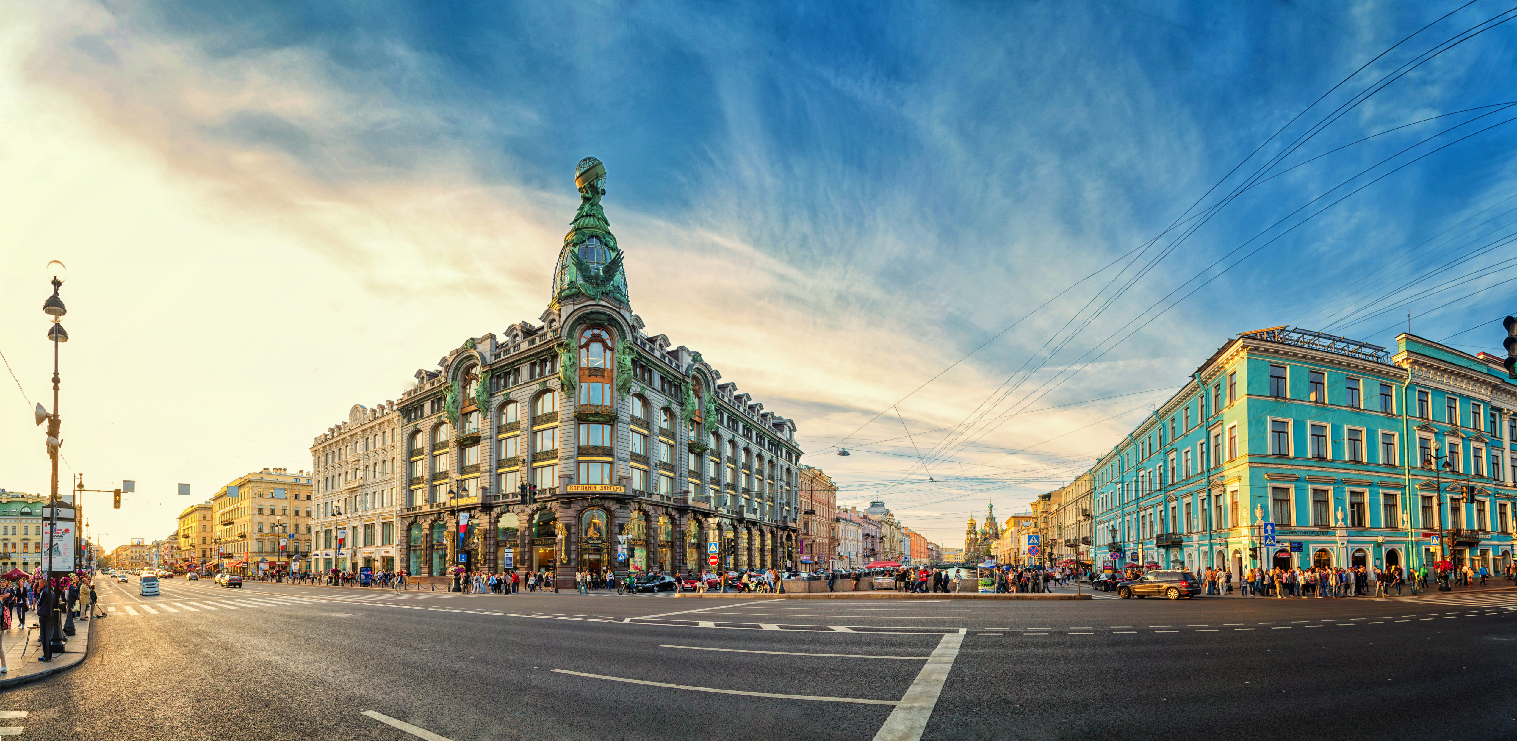 Nevsky Prospekt | St Petersburg, Russia Attractions ...