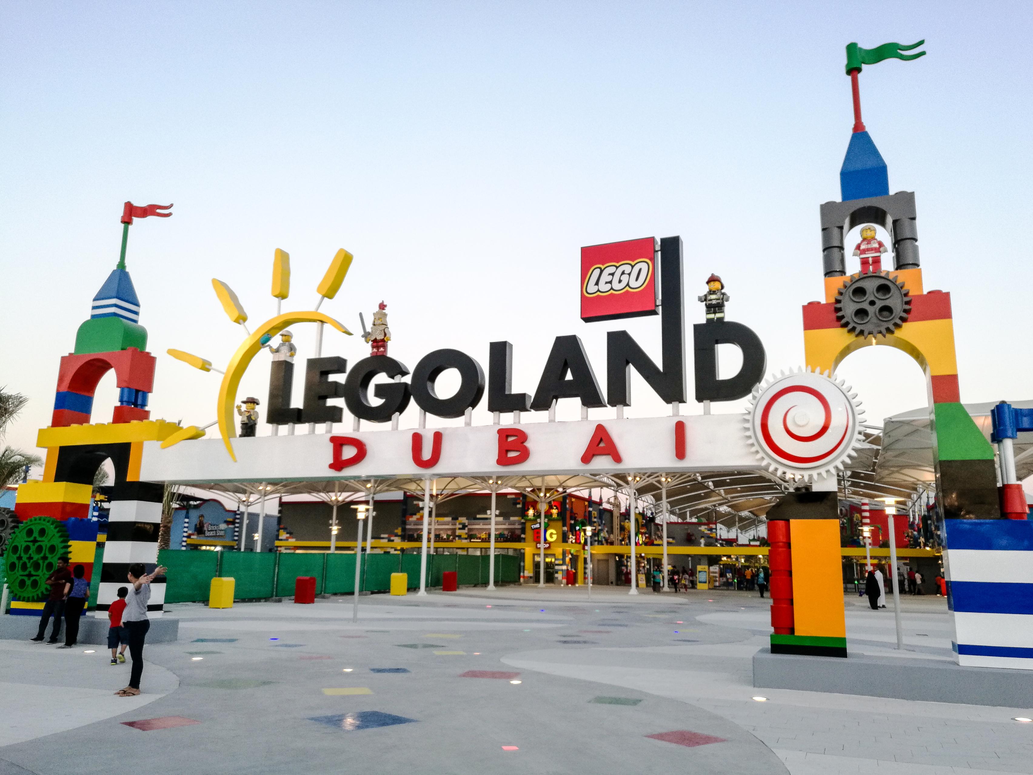 Legoland Dubai | Dubai, United Arab Emirates Attractions ...