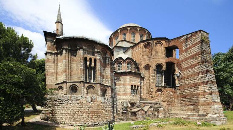 Kariye Museum (Chora Church) in Istanbul, Turkey - Lonely ...