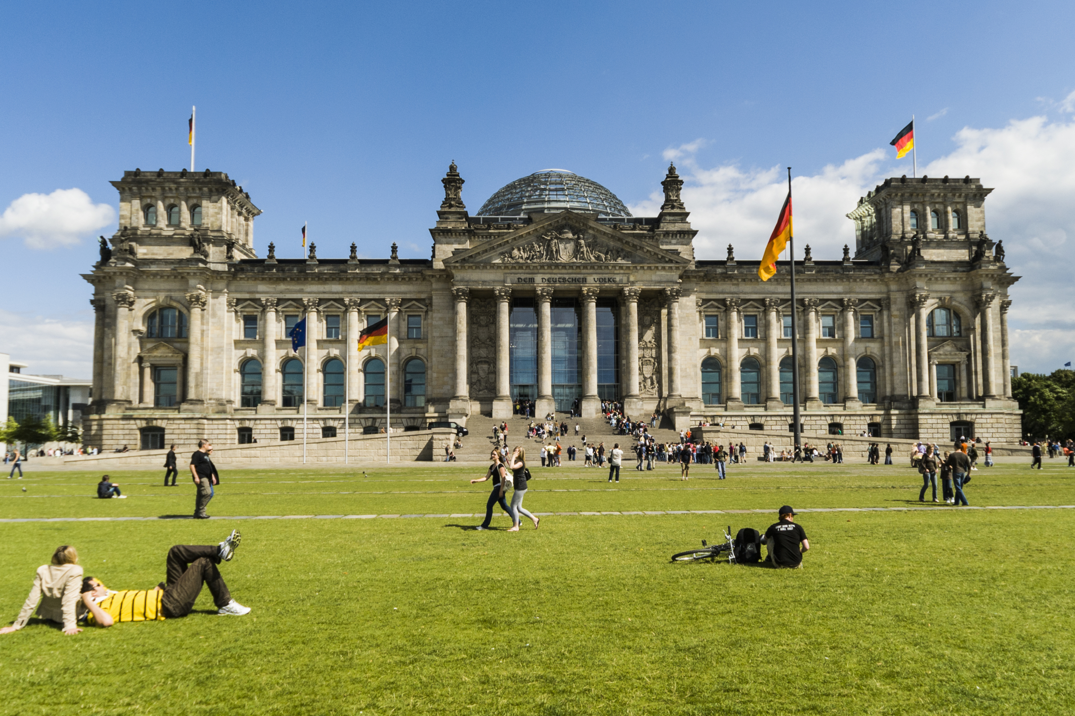 Reichstag | Berlin, Germany Attractions - Lonely Planet