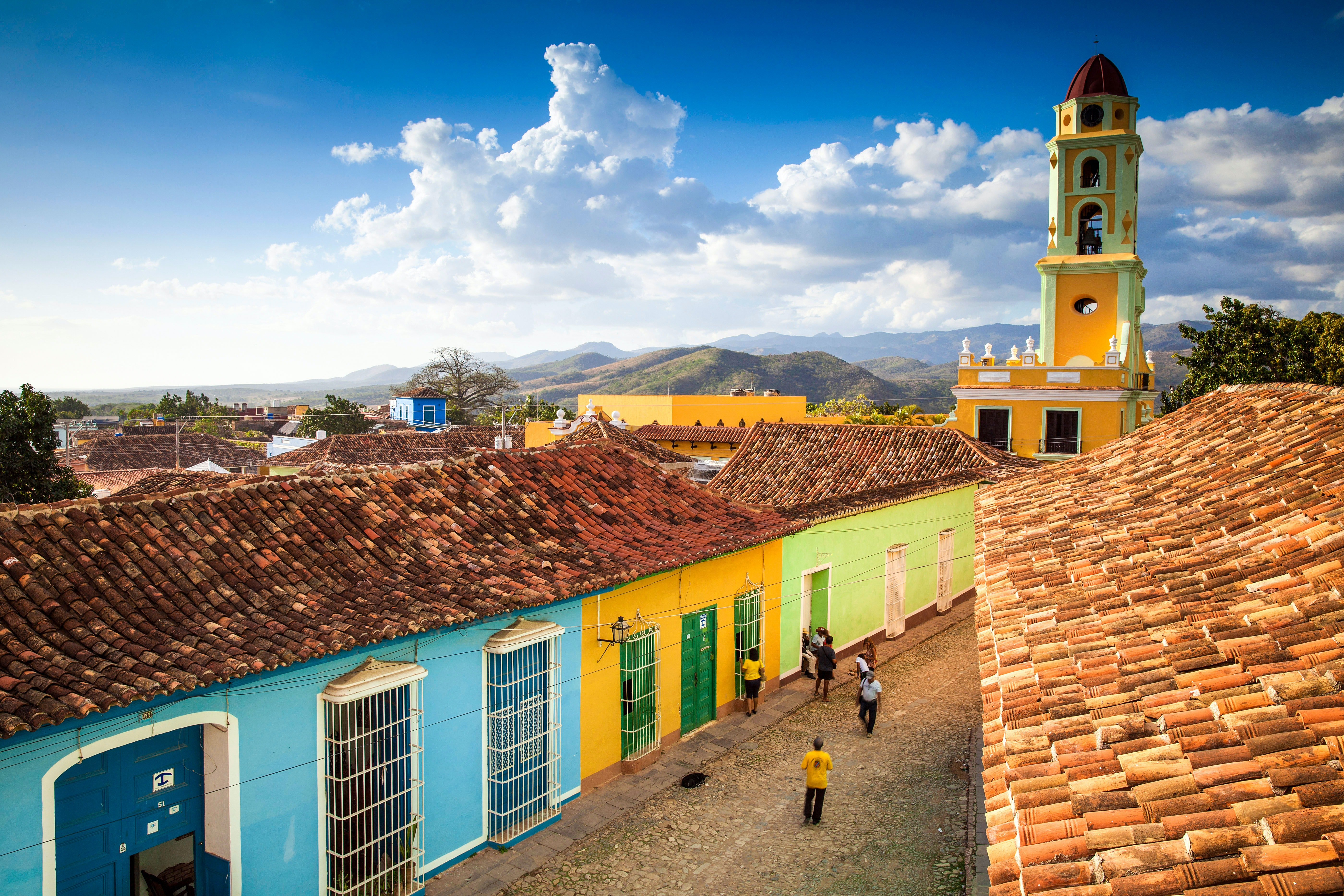 trinidad travel   lonely pla