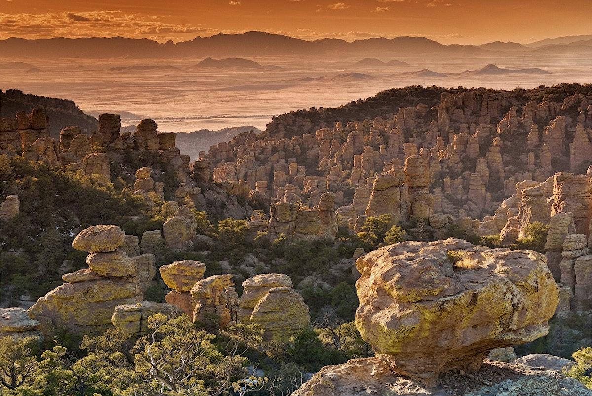 Car Detail Shop >> Chiricahua National Monument travel | Arizona, USA ...