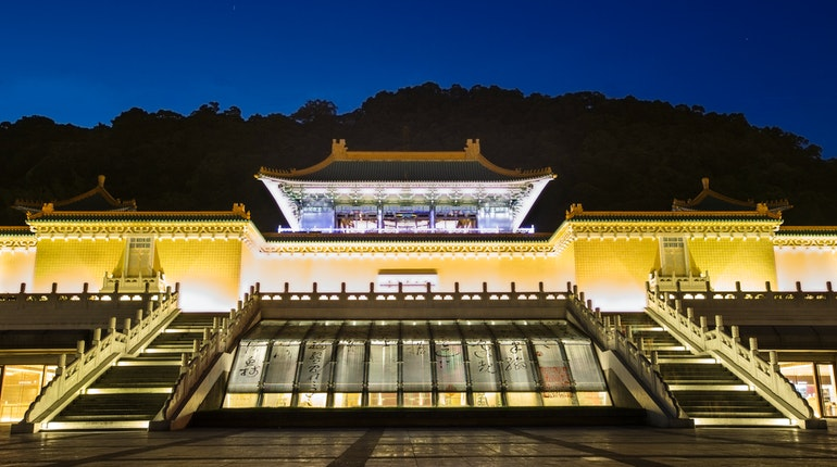 National Palace Museum In Taipei Taiwan Lonely Planet