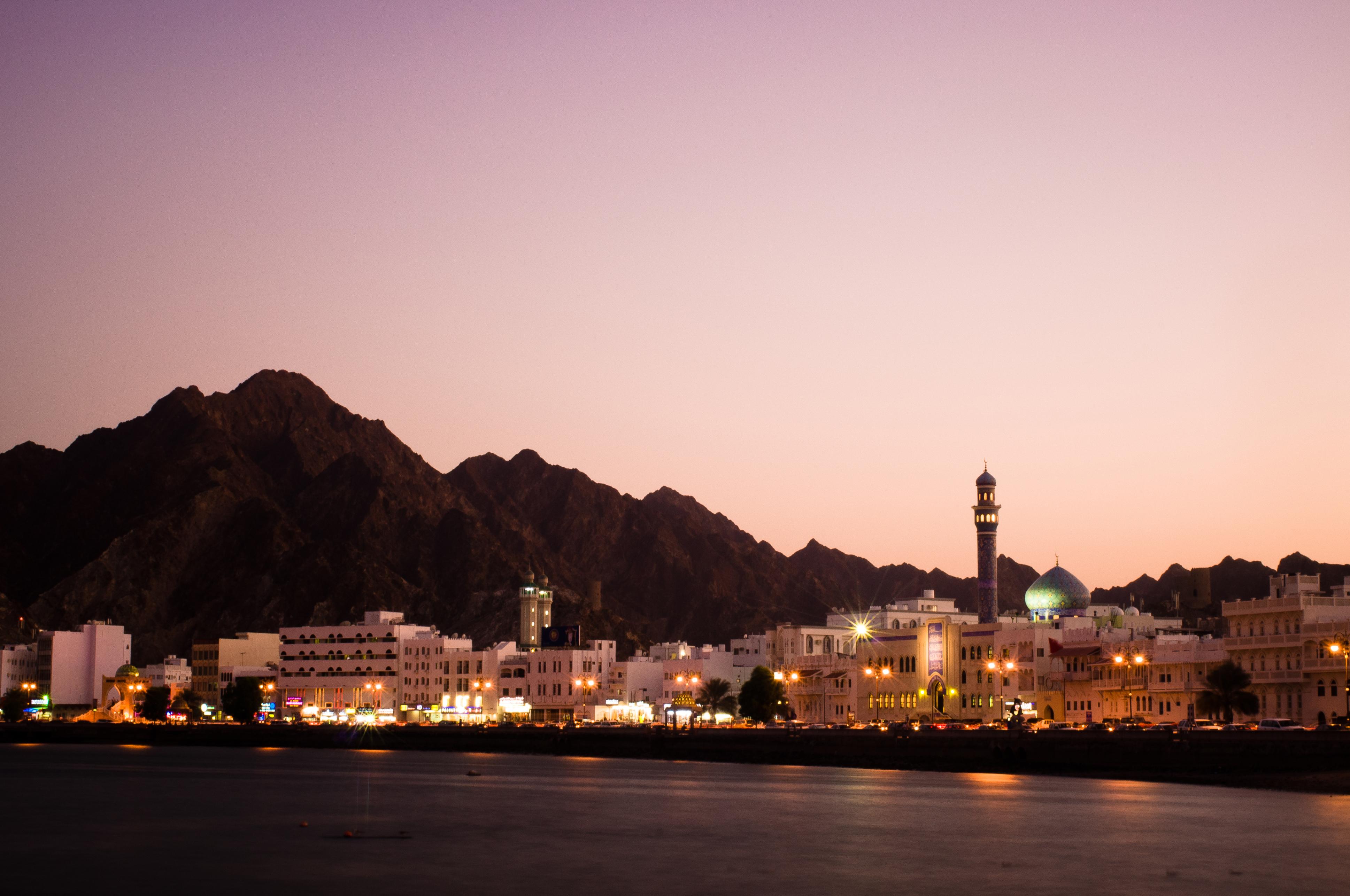 Risultati immagini per Mutrah oman waterfront