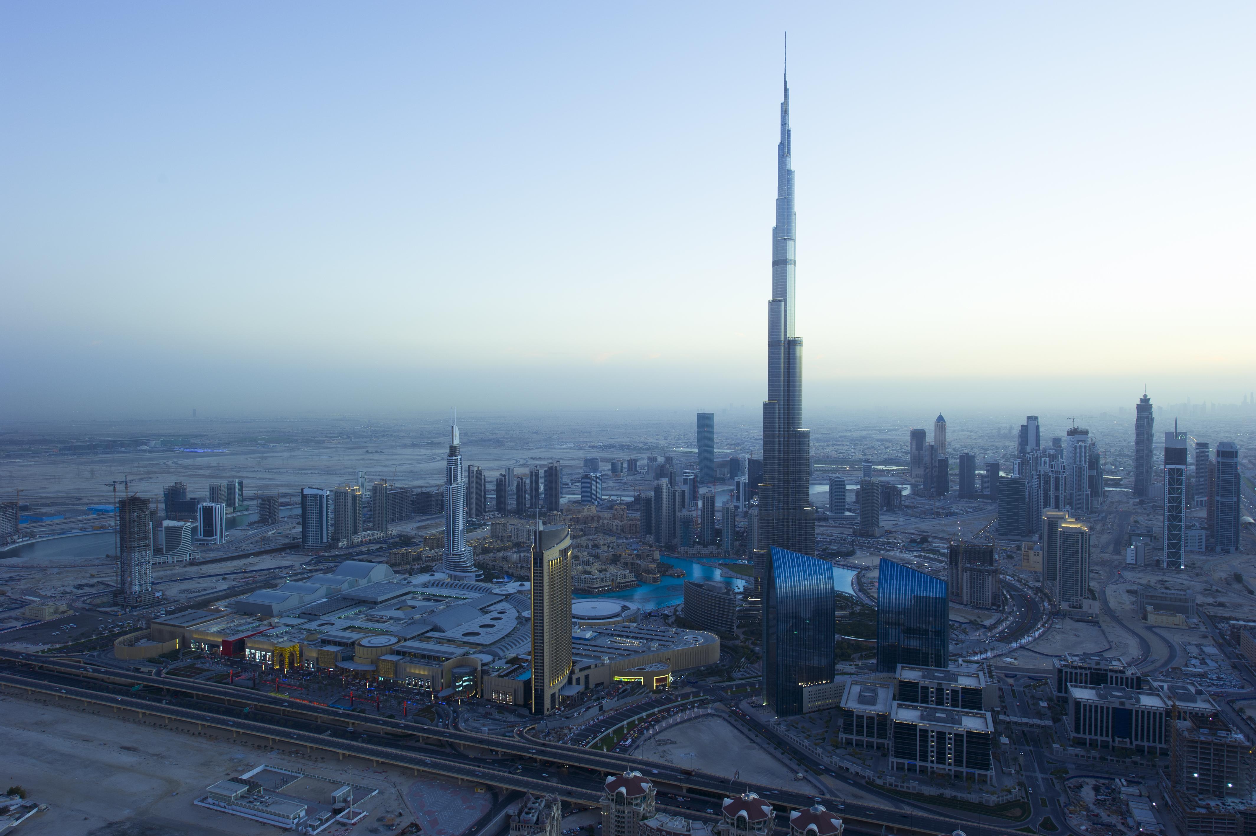 Burj Khalifa | Dubai, United Arab Emirates Attractions