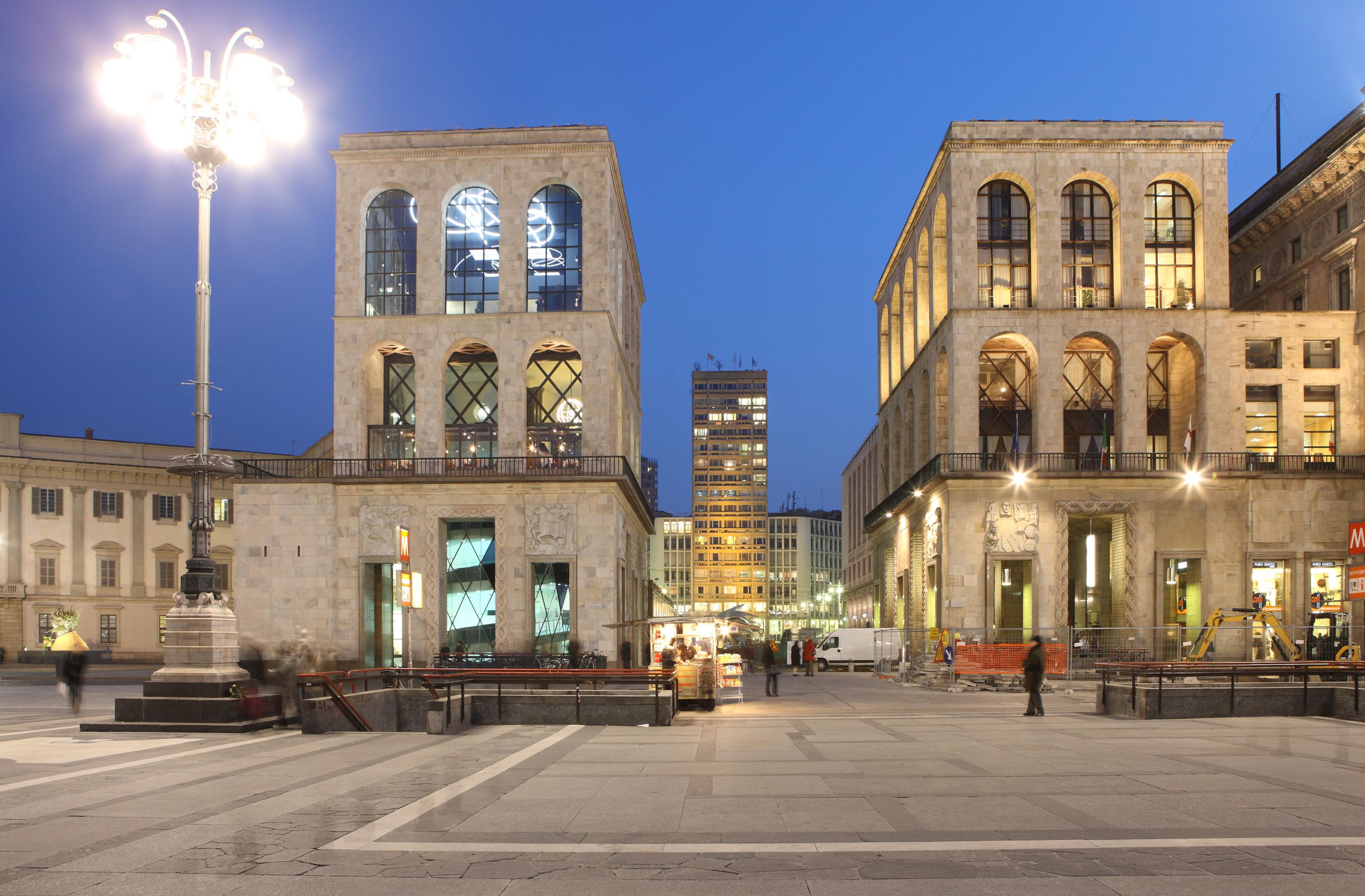Museo Del 900 Milano.Museo Del Novecento Milan Italy Attractions Lonely Planet