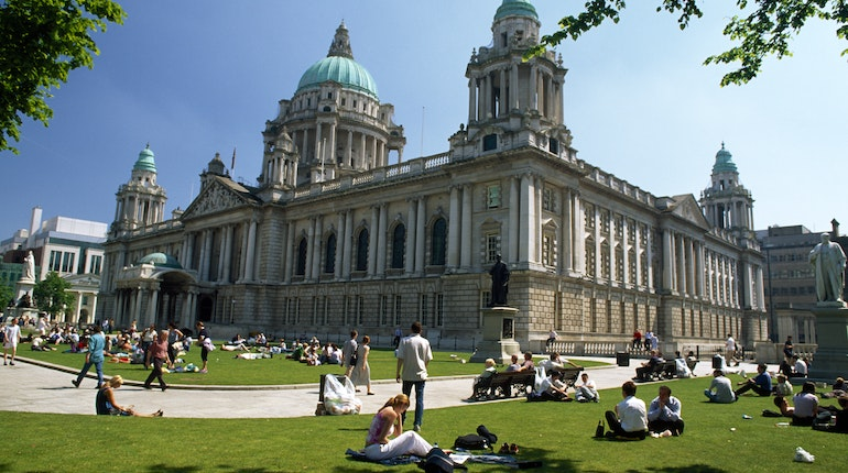 Attractions In Belfast Northern Ireland