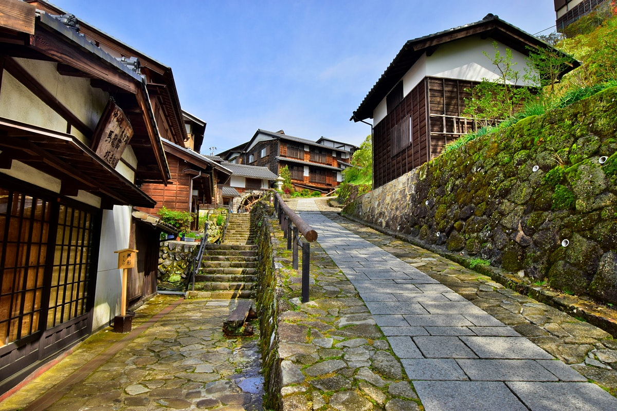Car Detail Shop >> Magome travel | Japan - Lonely Planet