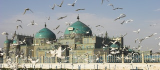 Shrine of Hazrat Ali | Mazar-e Sharif, Afghanistan Attractions