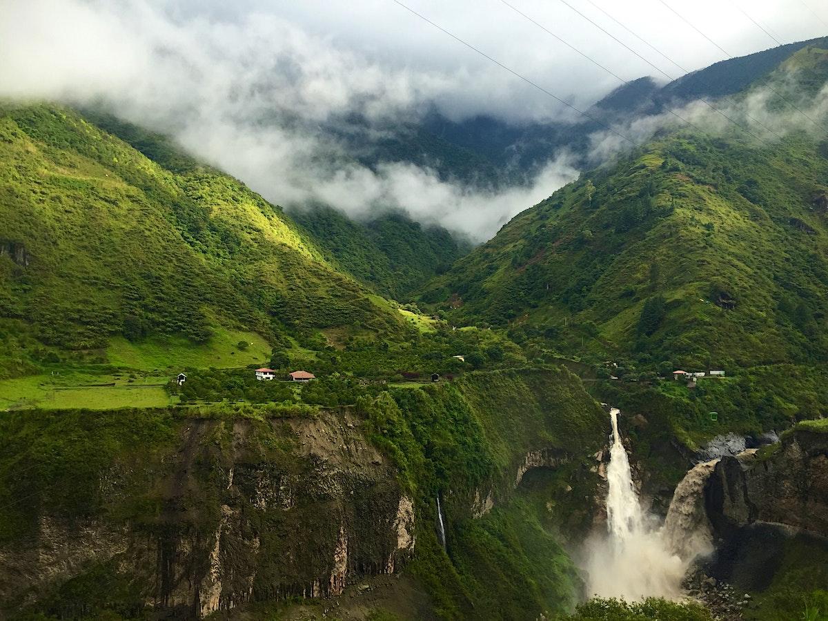 Ba 241 Os Travel Central Highlands Ecuador Lonely Planet