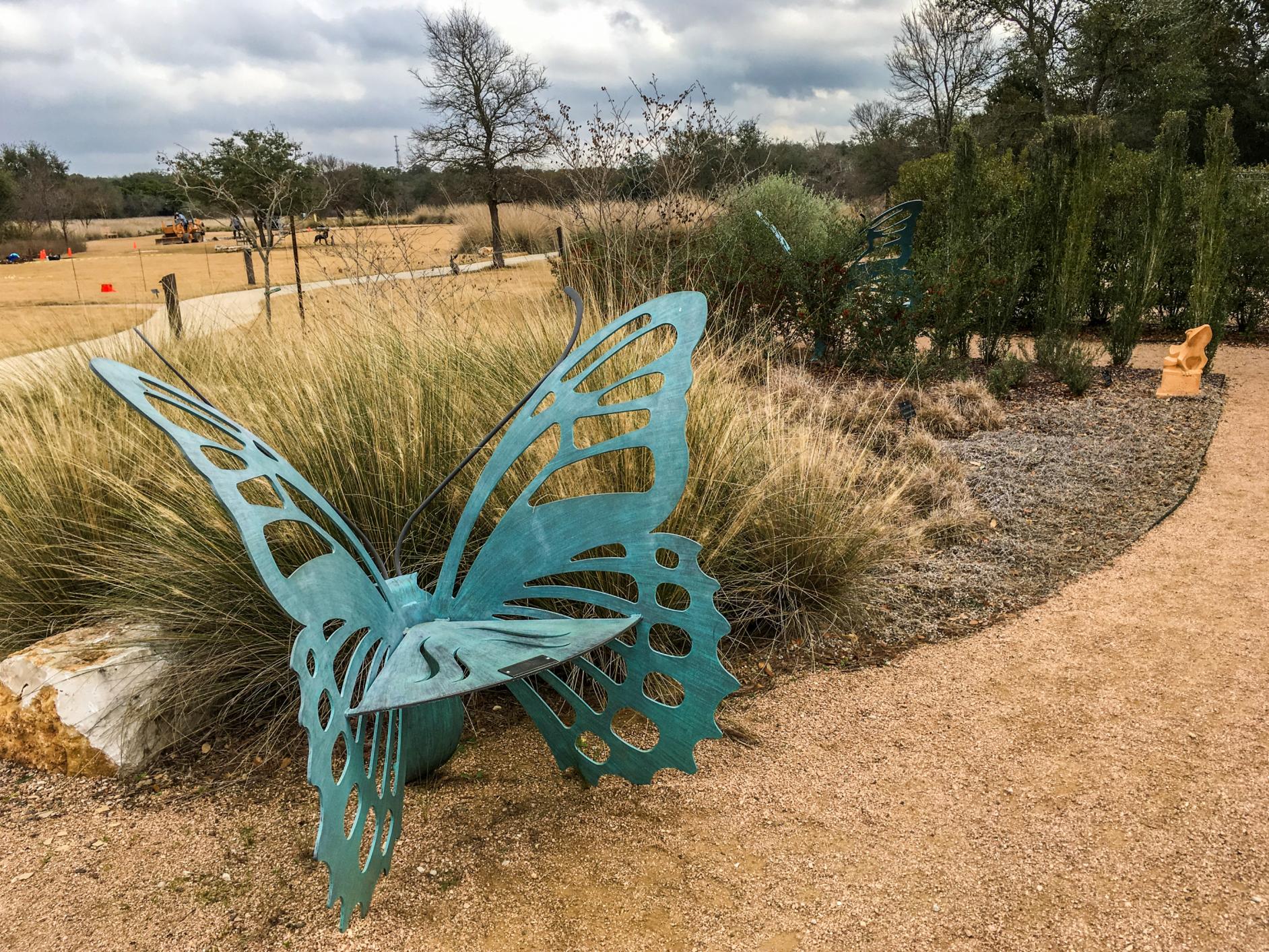 Lady Bird Johnson Wildflower Center - Lonely Planet