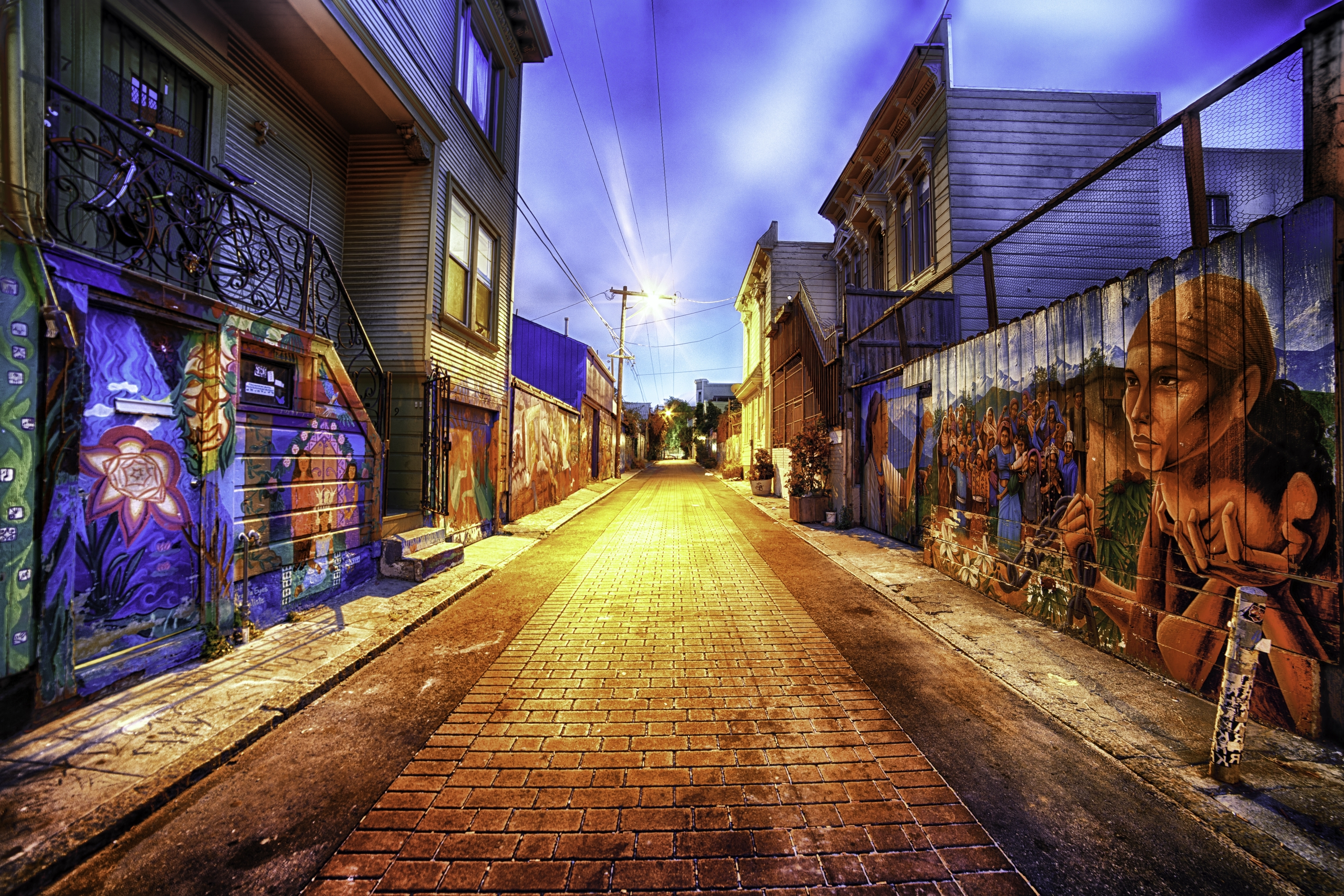 Balmy Alley   San Francisco, USA Attractions - Lonely Planet