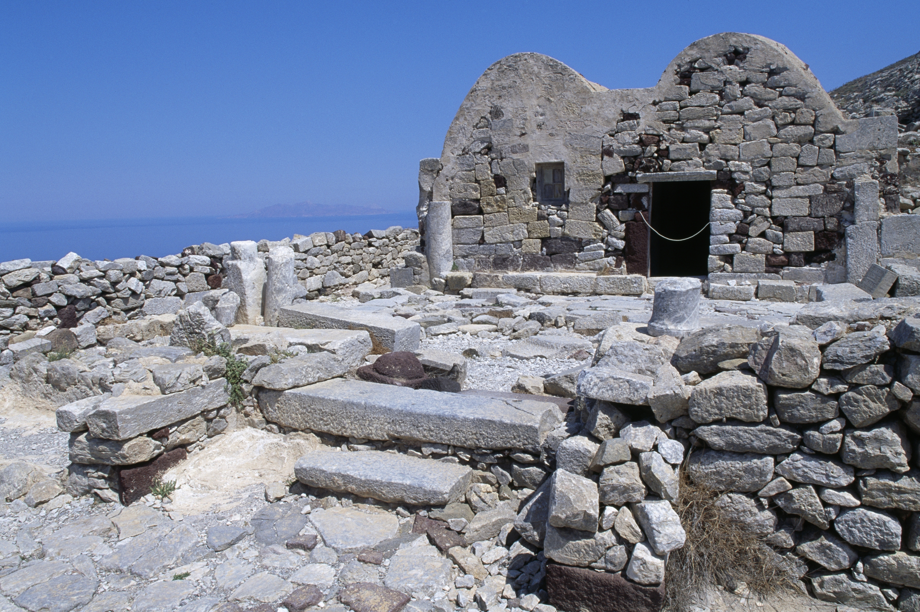 Ancient Thera Tours  Santorini Adventure Ancient Thira Tours