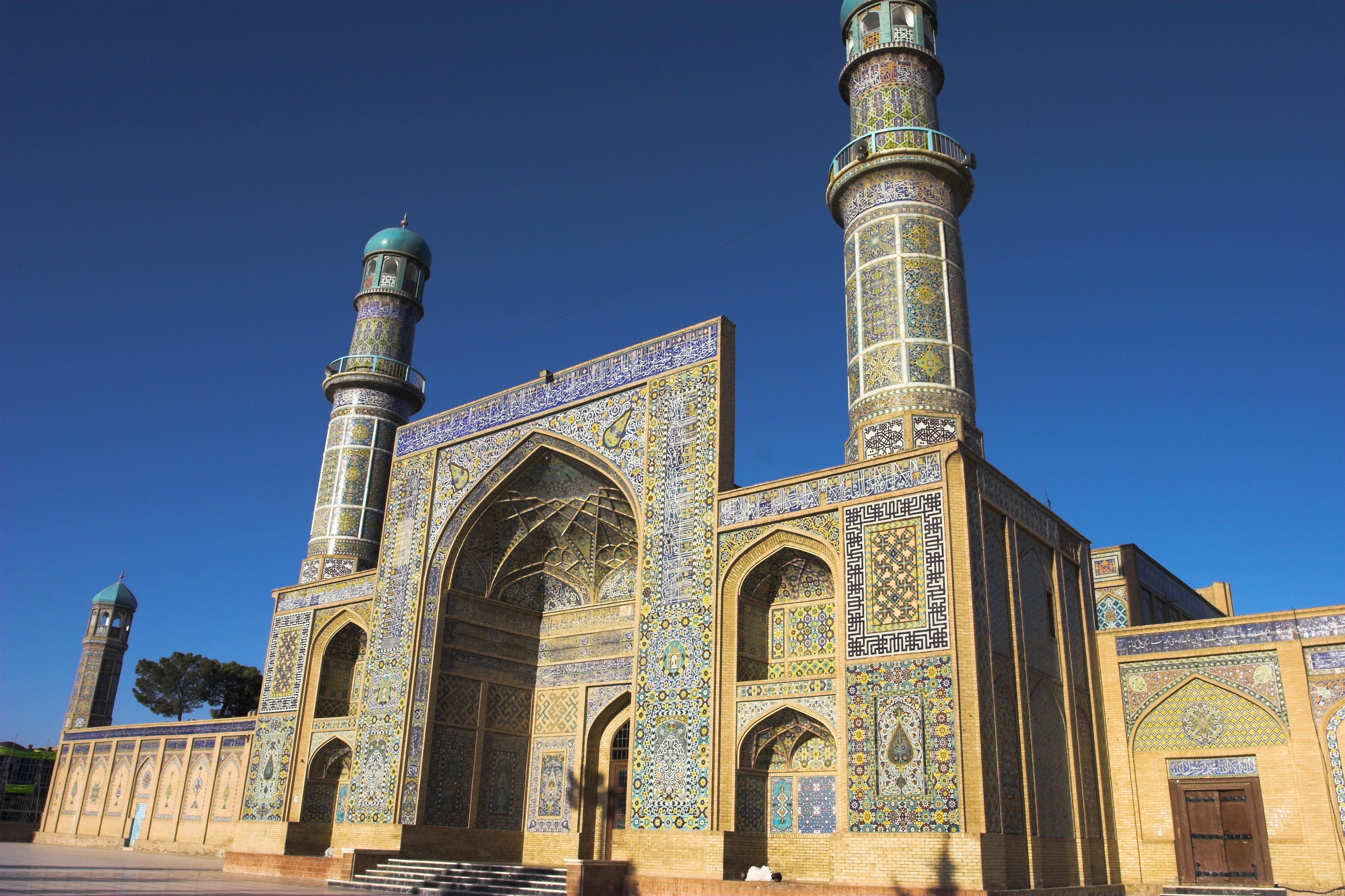 Mosque Detail: Herat, Afghanistan Attractions - Lonely Planet