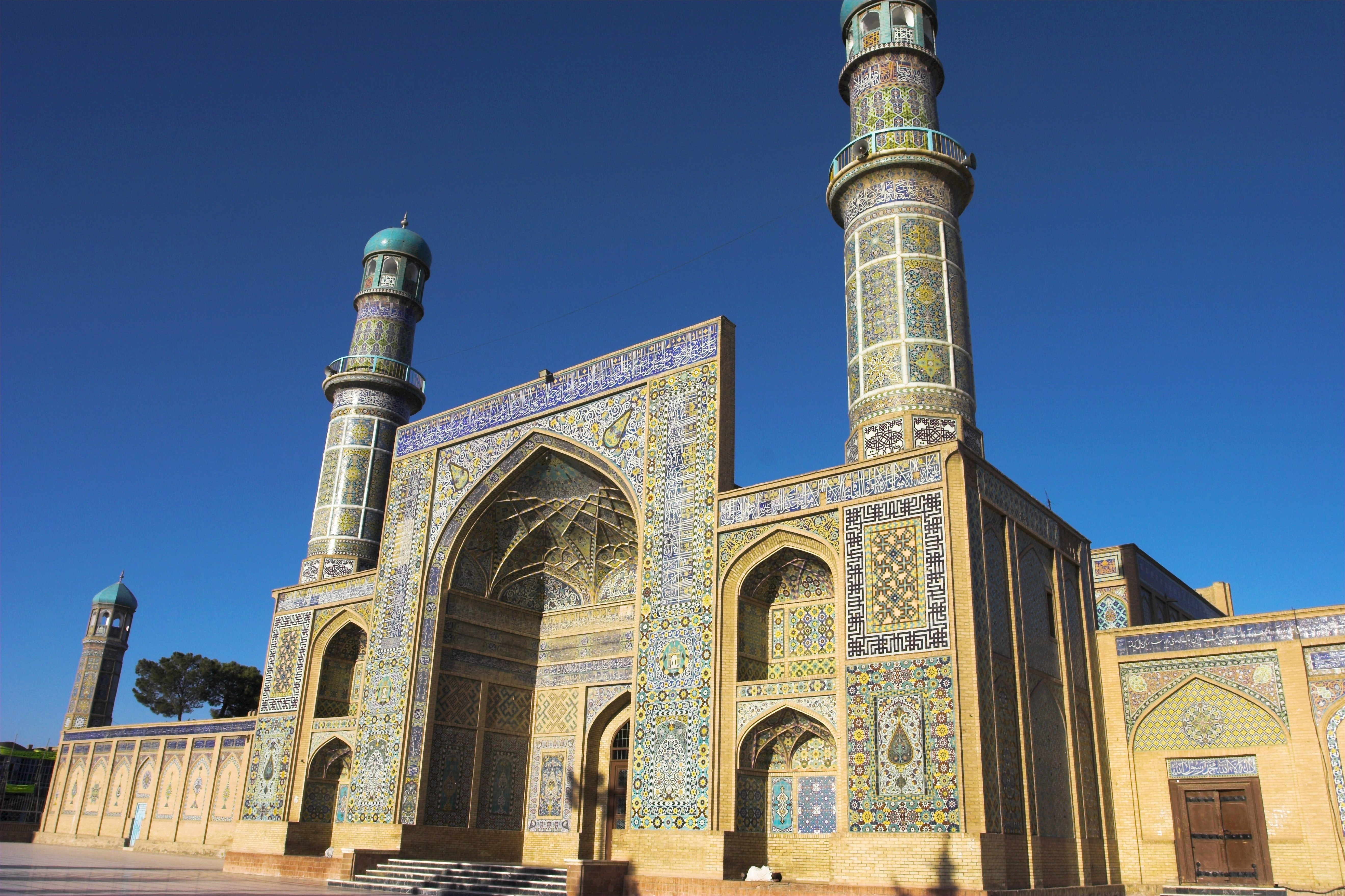 Friday Mosque In Herat Afghanistan Lonely Planet