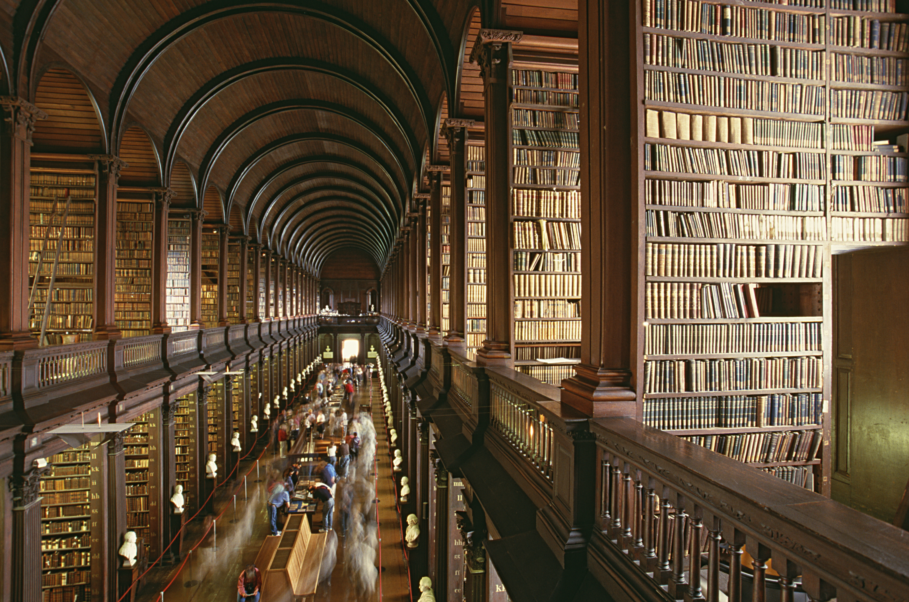 Trinity College | Dublin, Ireland Attractions - Lonely Planet