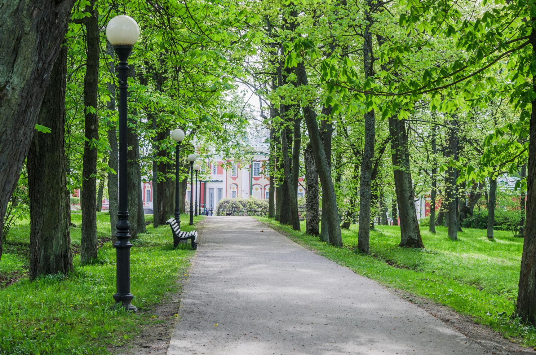 Kadriorg Park Tallinn Estonia Attractions Lonely Planet