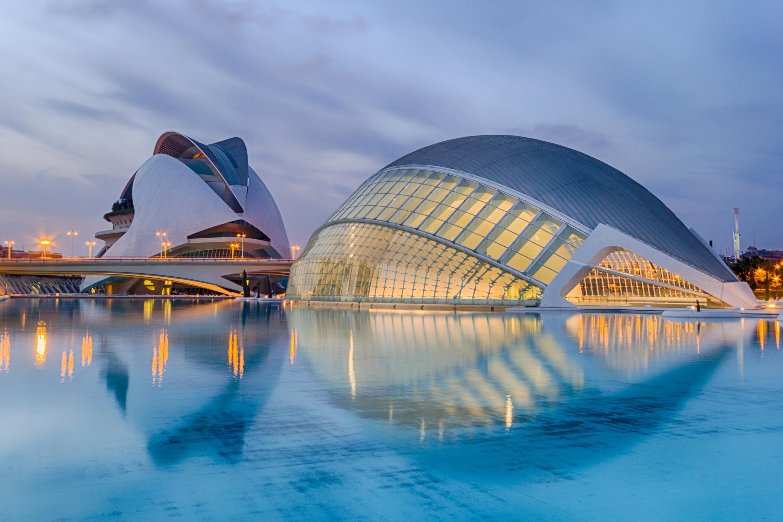 Image result for Ciudad de las Artes y las Ciencias