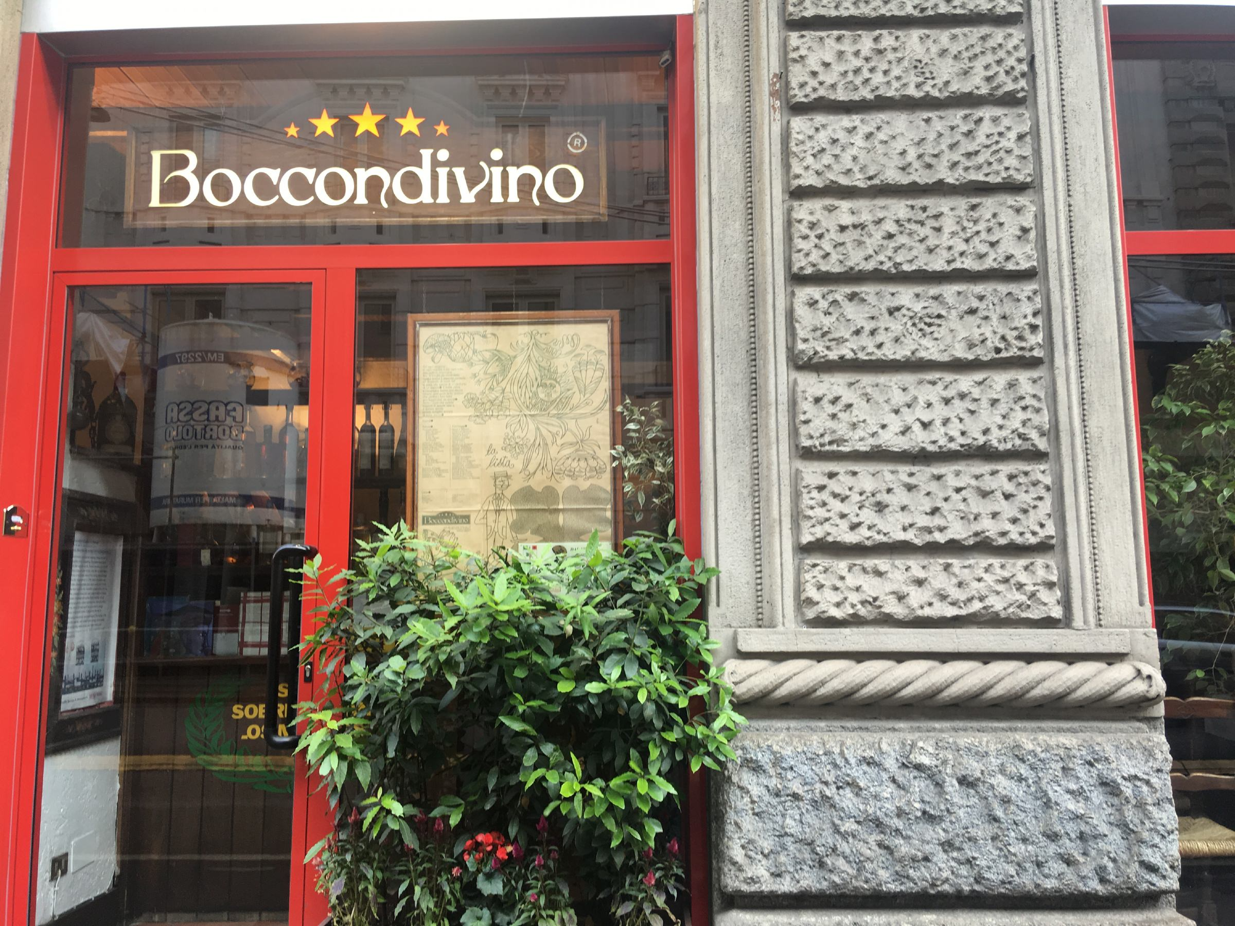 Boccondivino Milan Italy Restaurants Lonely Planet
