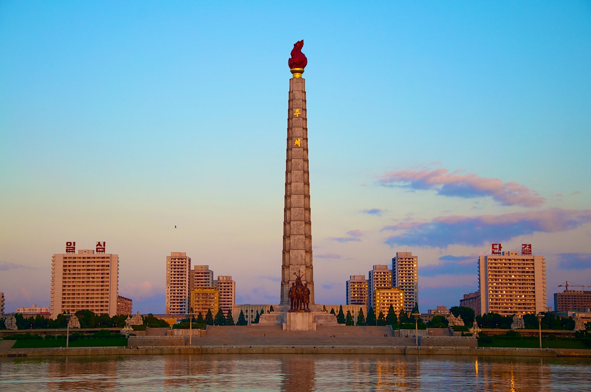 Pyongyang Travel North Korea Lonely Planet