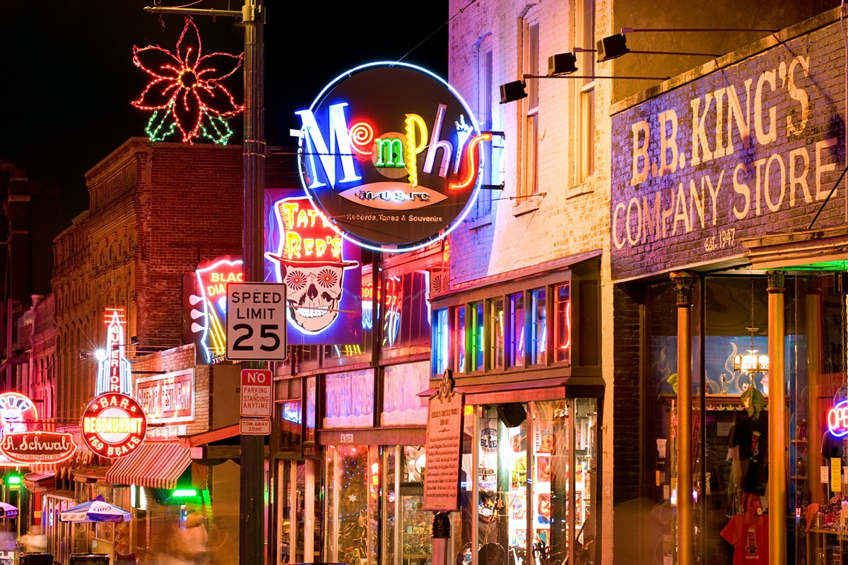 memphis travel usa lonely planet