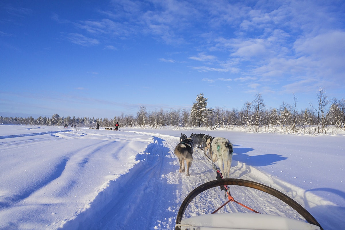 Lapland Travel Lonely Planet
