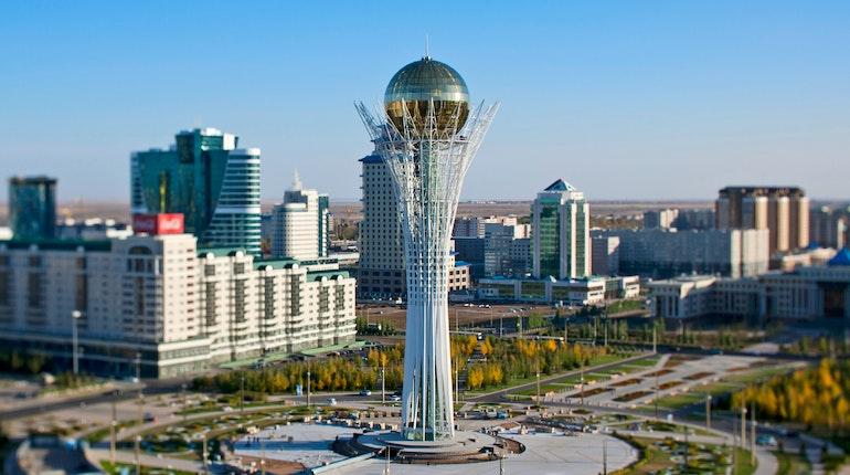 All Star Auto Insurance >> Bayterek Monument in Astana, Kazakhstan - Lonely Planet
