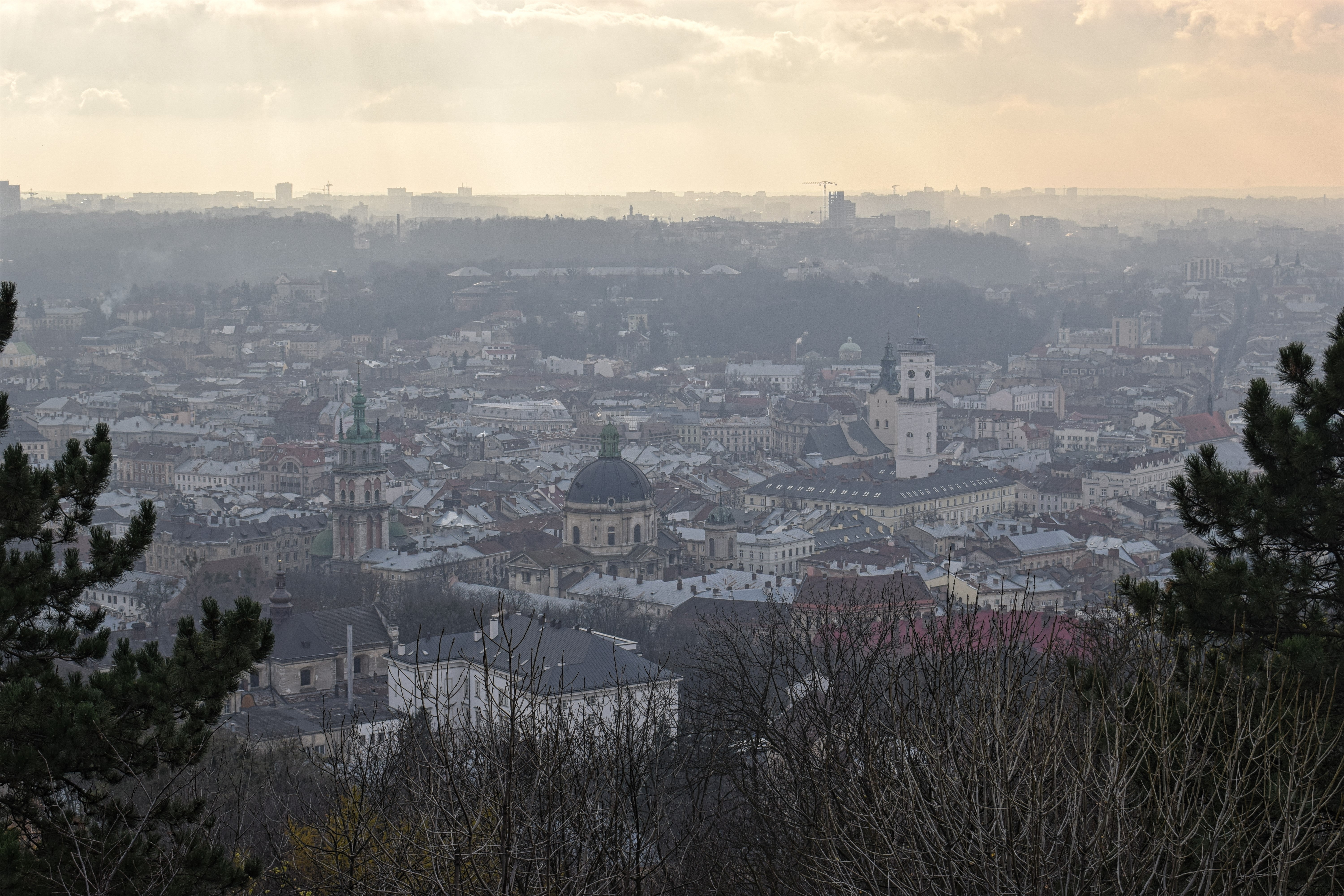 High Castle, Lviv: how to get there, history and interesting facts 32
