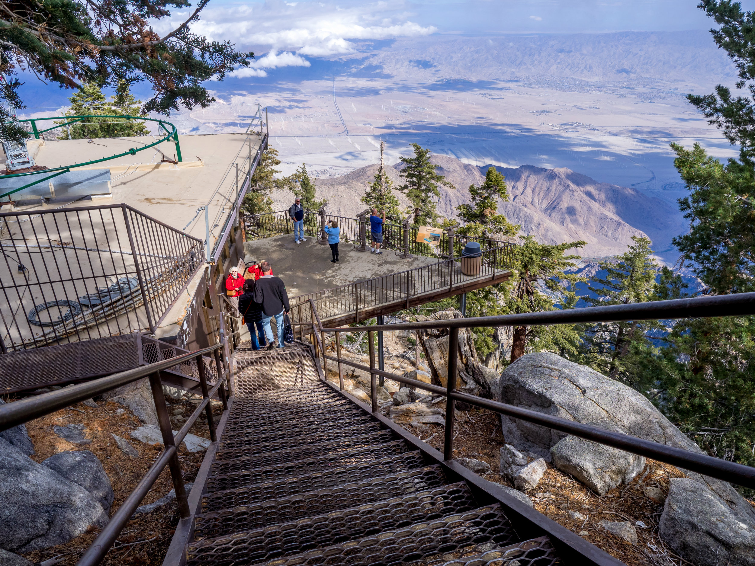 Palm Springs Aerial Tramway Greater Palm Springs Usa Greater Palm Springs Lonely Planet