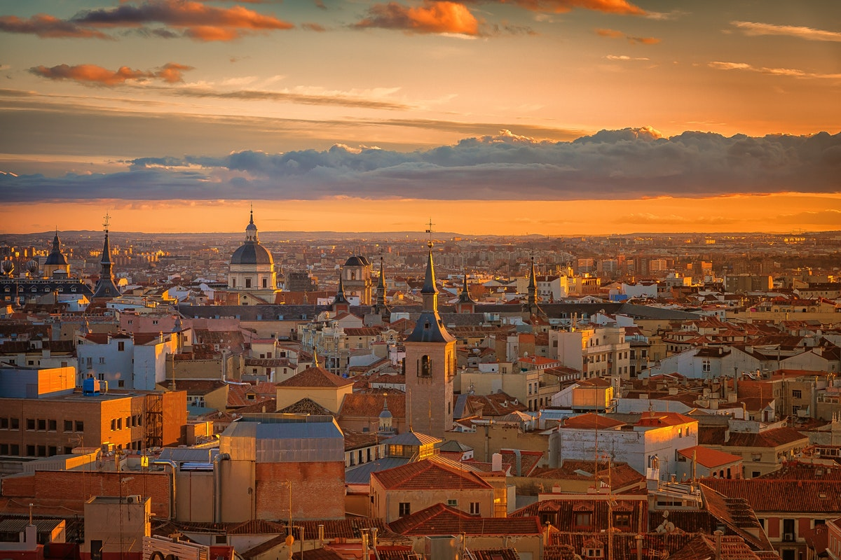 Madrid travel lonely planet Best hotels in central madrid