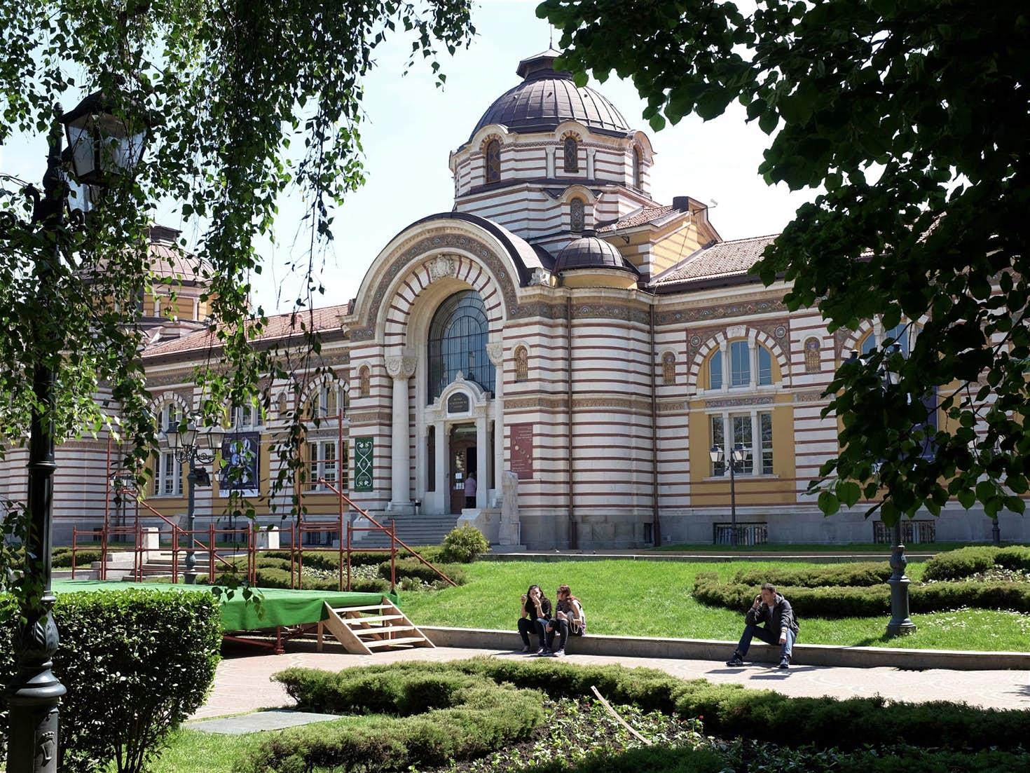 Bagni Termali Sofia : Sofia history museum sofia bulgaria attractions lonely planet