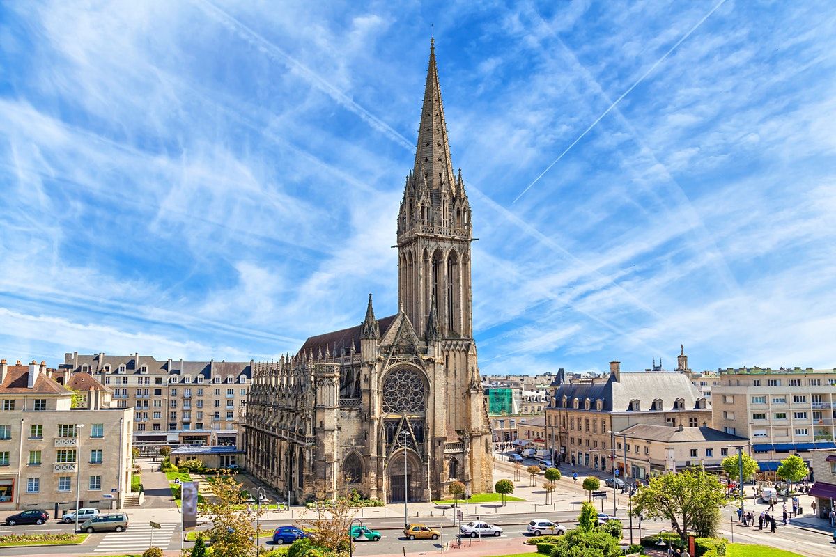 Caen Travel Normandy France Lonely Planet