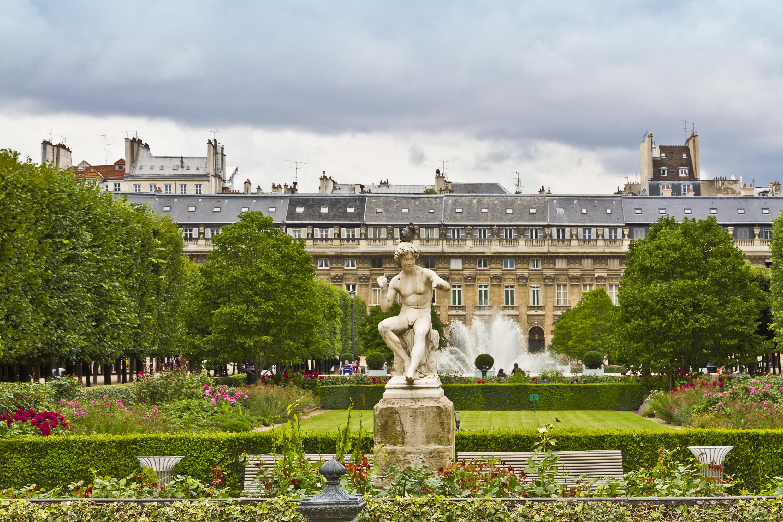 皇家宮花園 | Palais Royal