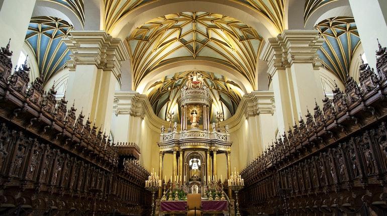 La Catedral De Lima In Lima Peru Lonely Planet