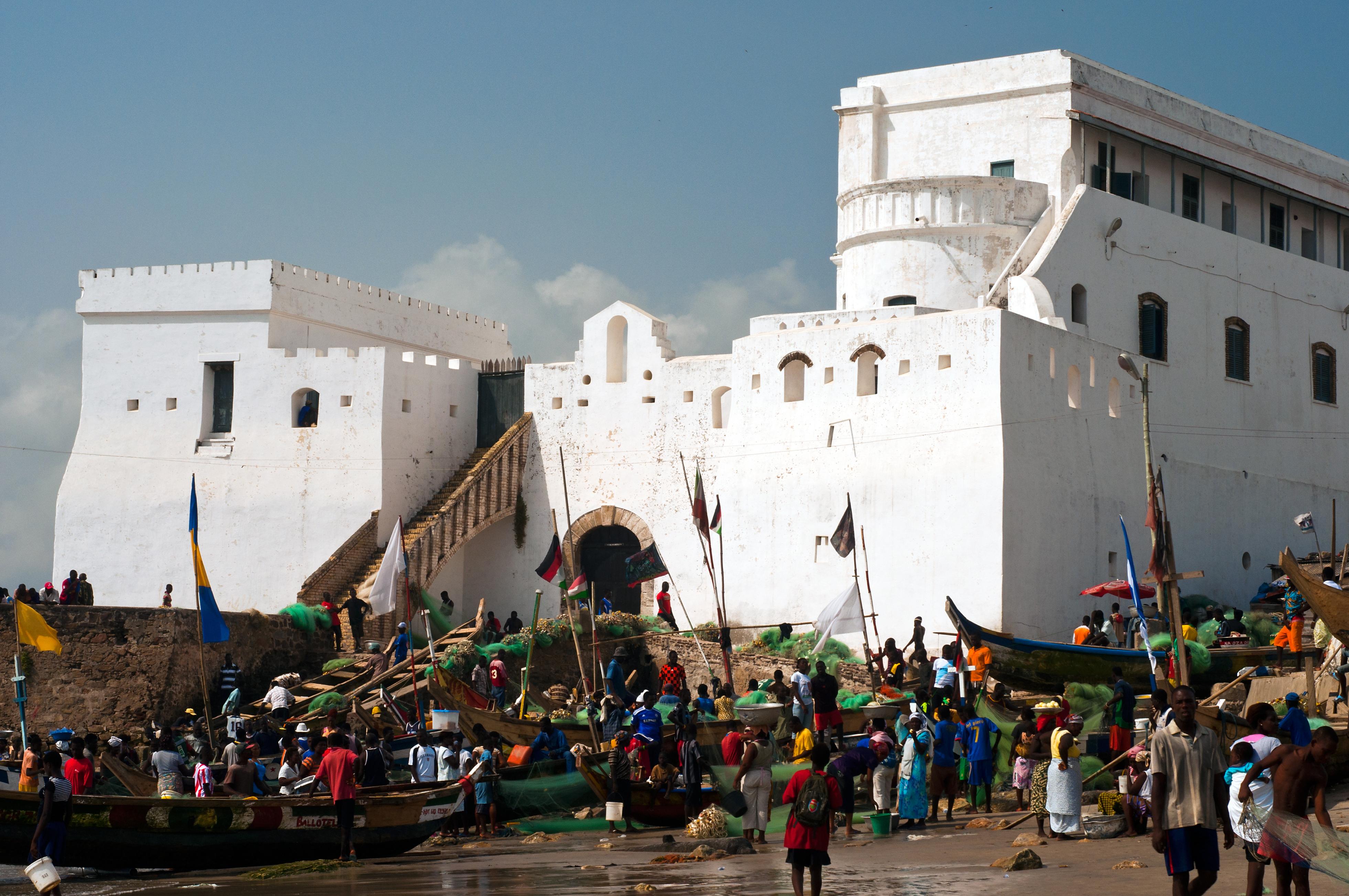 Cape Coast Castle - Lonely Planet