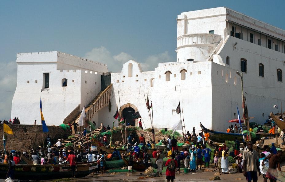AWARE: 奴隸歷史溯源.西非探索之旅