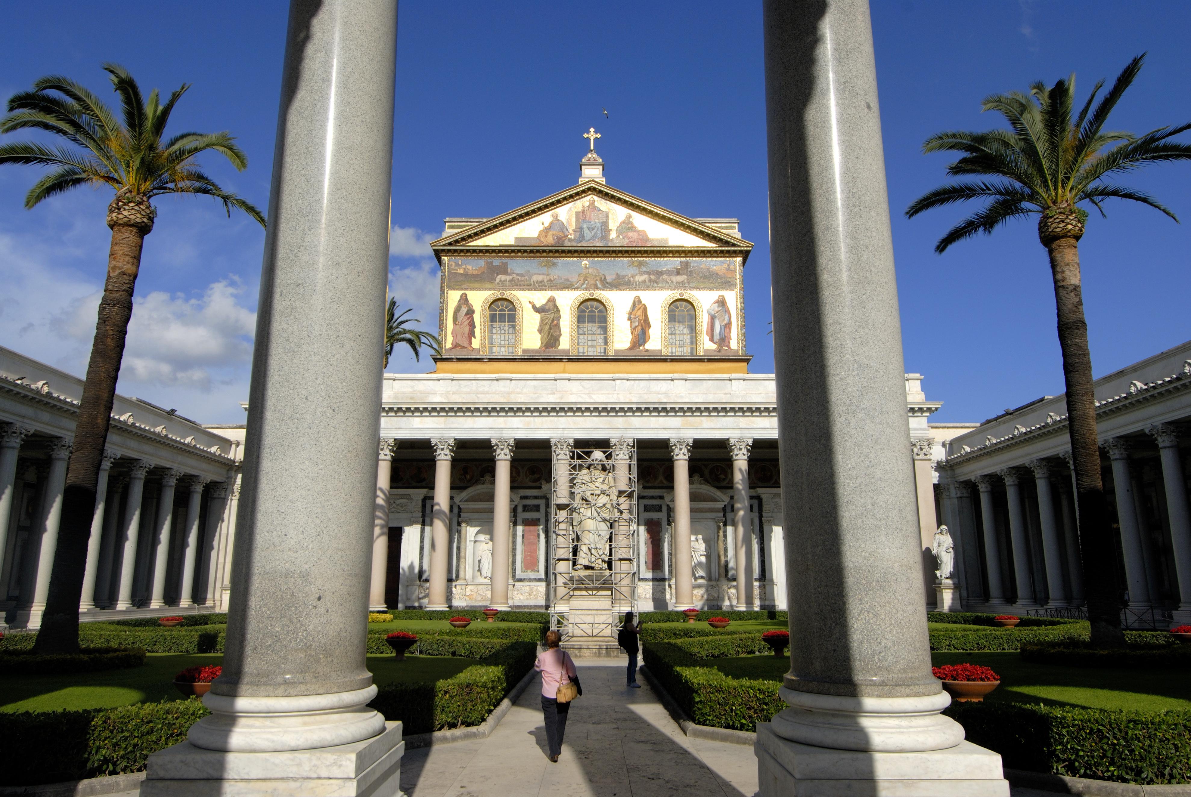 basilica di san paolo fuori le mura orari