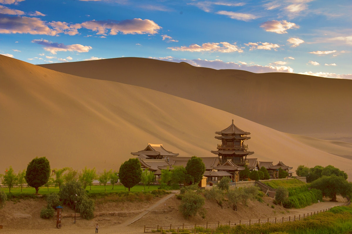 Gansu Travel China Lonely Planet
