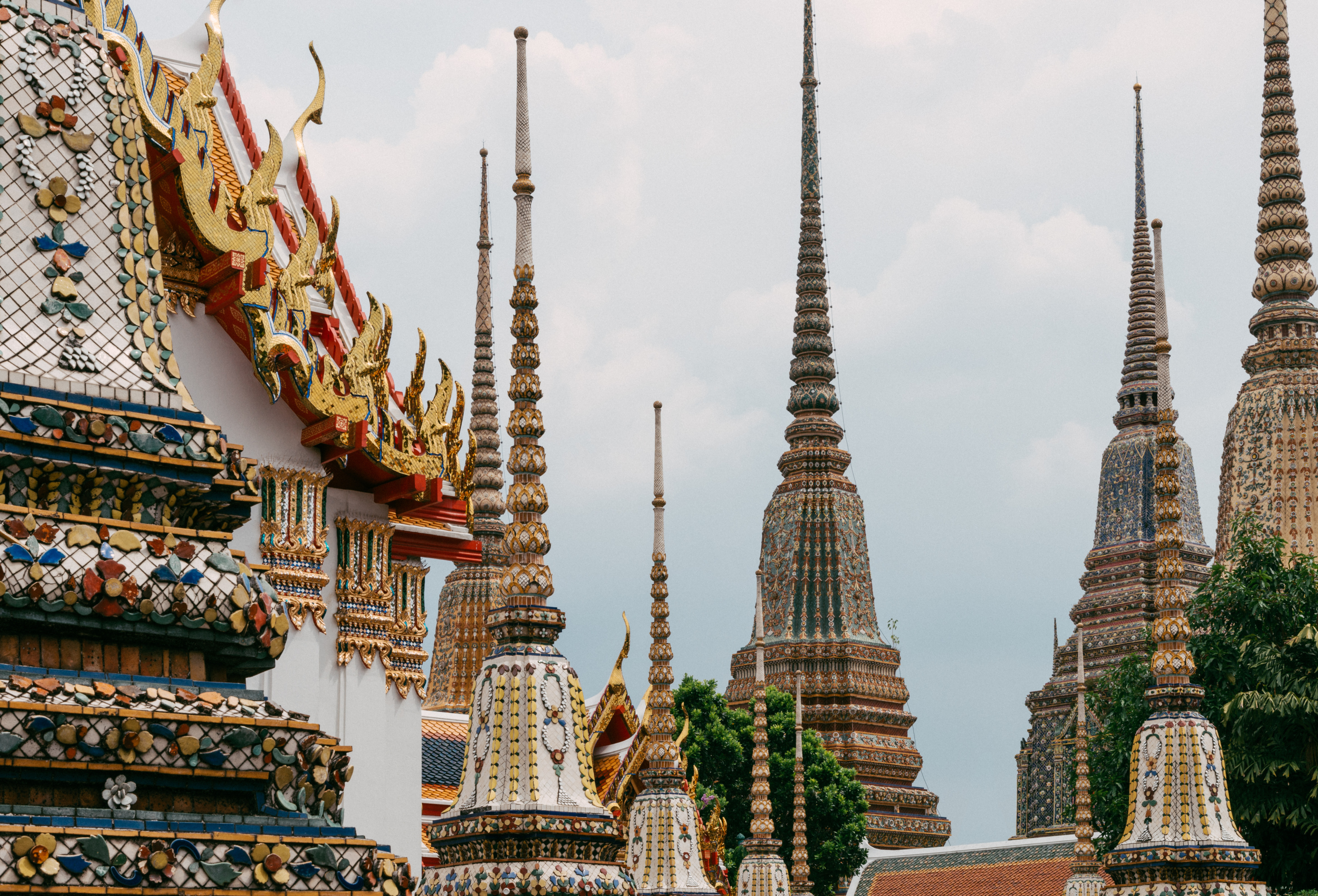 Wat Pho Bangkok Thailand Attractions Lonely Planet