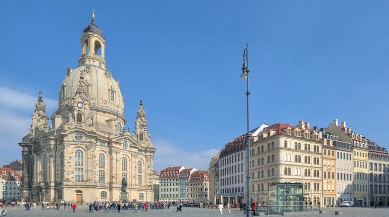 frauenkirche in dresden germany lonely planet. Black Bedroom Furniture Sets. Home Design Ideas